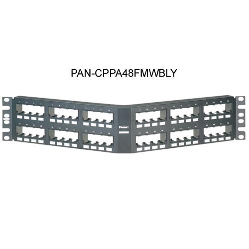 Panneau de brassage modulaire Panduit® Mini-Com®
