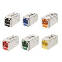 Modules Jacks Rj45 protégés verrouillés TX5e et TX6A  Mini-Com® Panduit®