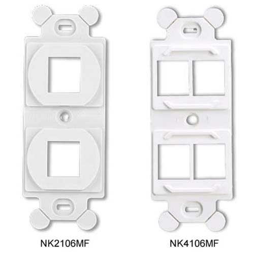 Plastrons Modulaires Panduit® NetKey®