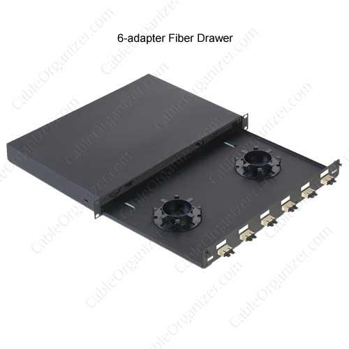 Tiroir fibre optique Opticom® de Panduit®