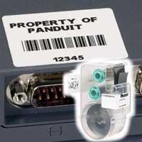 Cassette d'étiquettes pour composants P1 Panduit®