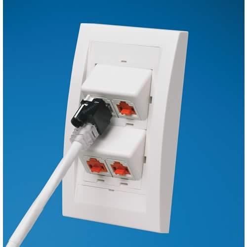 Système de verrou pour connecteurs RJ45 Panduit®