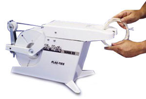 Machine fixatrice de serre-câbles Tie-Matic