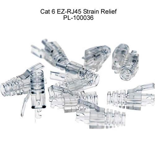 Capuchons EZ-RJ45 sur-moulés