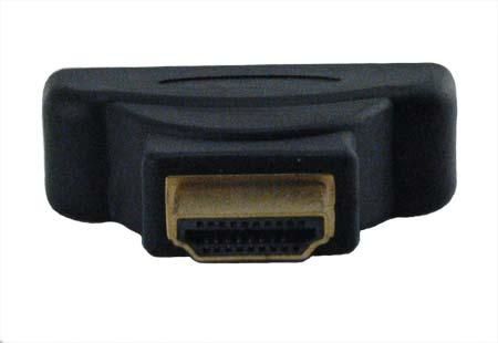 Adaptateur DVI Dual Link Femelle vers HDMI mâle