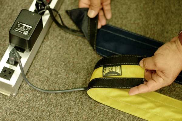 Protecteurs de câbles SafCord