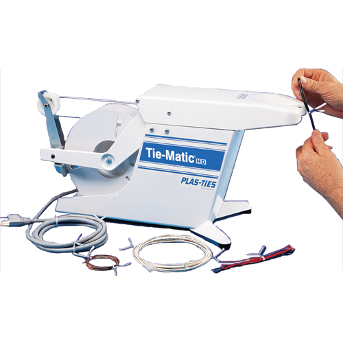 Machine fixatrice de serre-câbles Tie-Matic série HD