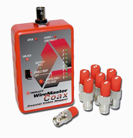 Mapper de câbles coaxiaux Wiremaster