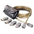 Câble FireWire 3 en 1 QuickConnect