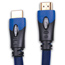 Câble HDMI 1.3 audio/vidéo Vanco Blue Jet
