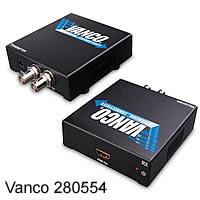 Unité d\'extension HDMI par câble coaxial de Vanco