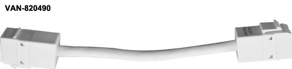 Insert Keystone HDMI avec tresse