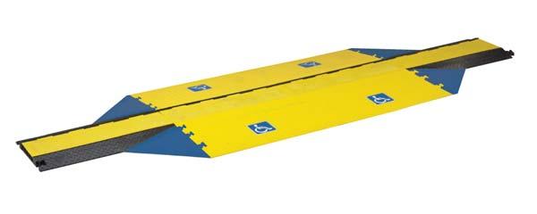 Rampes d'Accès pour Handicapés Yellow Jacket® WASP™