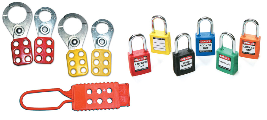 Kit de condamnation basique (cadenas et mâchoires)