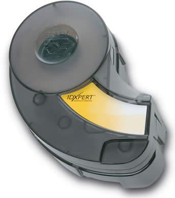 Étiquettes en tissu vinyle pour identification électrique IDXPERT