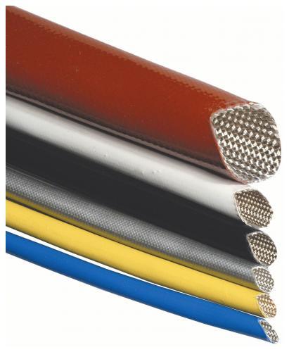 Favier gaine tress e fibre de verre enduite d 39 un - Gaine exterieure pour cable electrique ...