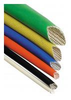 Gaine Tressée Fibre de verre avec enduction PVC