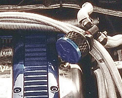 Lexus 1992 avec ConvoShield.