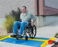 Rampes pour personnes Handicap�es