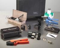 Kits d'installation optique, soudeuse optique, cliveuse optique, accessoires optique
