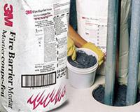 mortier coupe feu, ciment anti feu