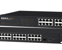 switches réseaux, switches ethernet, switches KVM, switches rackables switch administrable
