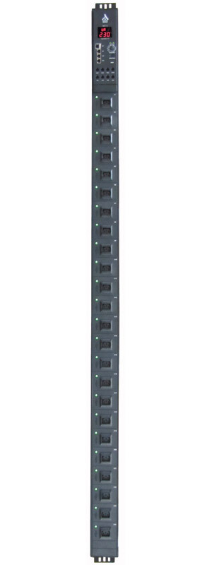 Bandeau de prise rebootable à distance 24 prises de courant