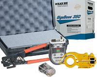 kit de terminaison, outil installation ethernet
