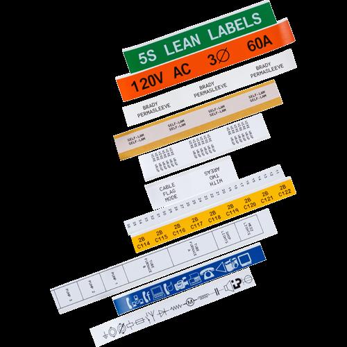 Étiquettes pour imprimante BMP21-PLUS