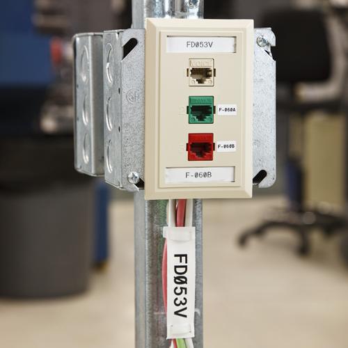 Étiquettes pour imprimante BMP41