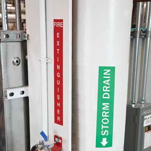 Étiquettes pour imprimante BMP71