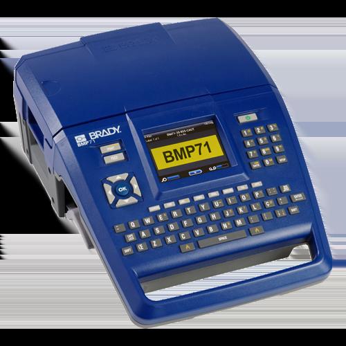 Étiqueteuse portable BMP71