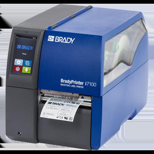 Imprimante de bureau industrielle i7100