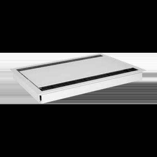 Top Access - trappe en aluminium double accès