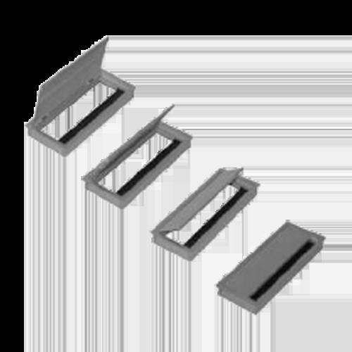 Top Access - trappe en aluminium simple accès