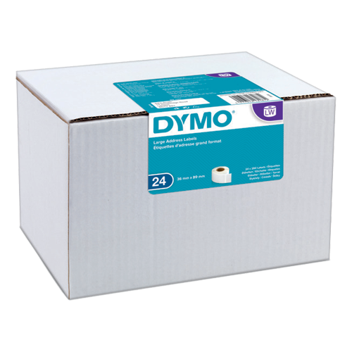 Étiquettes Dymo LabelWriter
