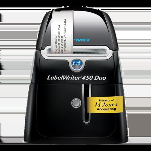 Imprimante d\'étiquettes LabelWriter 450 Duo