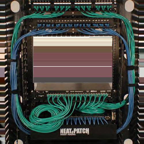 Guides-câbles Neat Patch