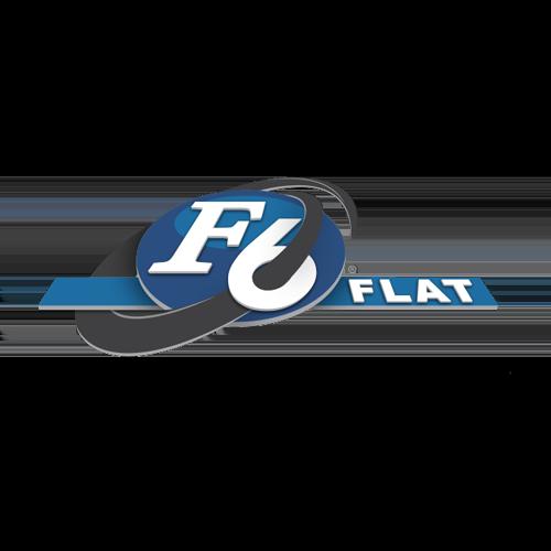 Gaine tressée plate F6 Flat