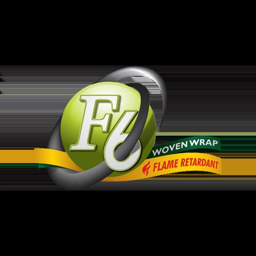 Gaine Tissée F6®V à Fermeture Automatique Ignifuge