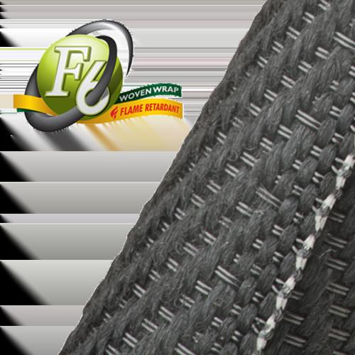 Gaine multifilaments à mémoire de forme Ignifuge F6