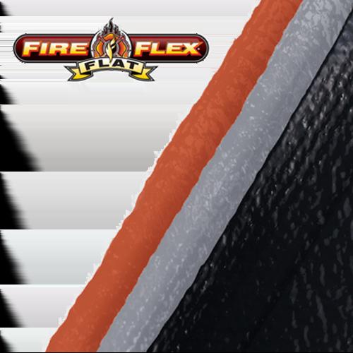 Gaine anti-feu Fireflex Flat