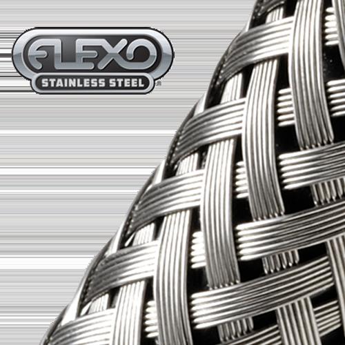 Gaine tressée en acier inoxydable Stainless Steel