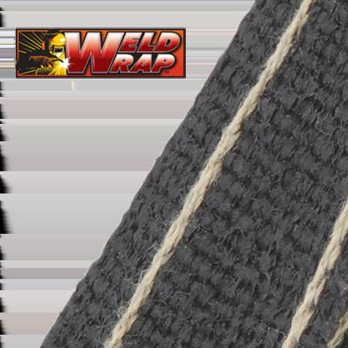 Gaine pour poste de soudage WeldWrap en fibre de verre