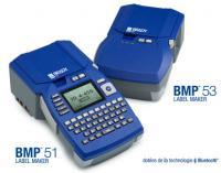 Etiqueteuses BMP™51 ou BMP™53 de Brady