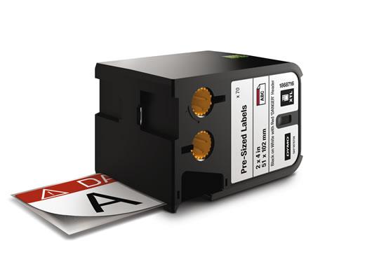 Etiquettes DYMO XTL 300 / XTL 500