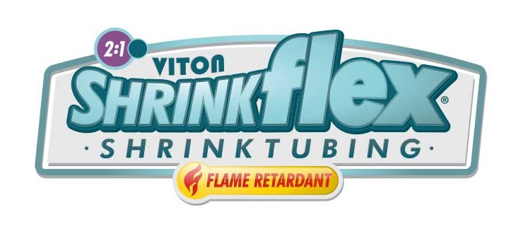 Gaine thermo 2:1 Viton® Shrinkflex