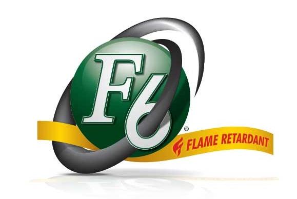 Gaine Tressée Fendue F6™ Flame Retardant