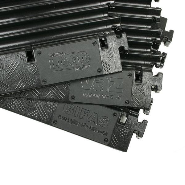 Passe câbles 5 canaux XXL Defender