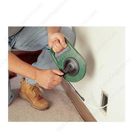 greenlee tire c ble plat en acier greenlee achat vente tire c ble plat en acier. Black Bedroom Furniture Sets. Home Design Ideas
